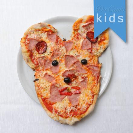 Pizza Prosciutto Kids