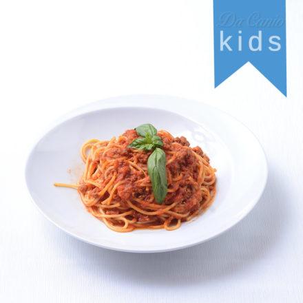 Spaghetti Bolognesa Kids